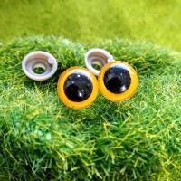Глаза, 10 мм (жёлтый)