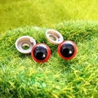 Глаза, 8 мм (красный)