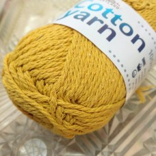 Cotton Yarn желтый