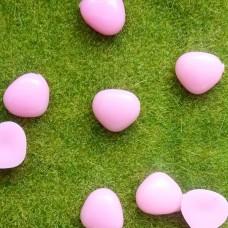 Носик клеевой 10×9 мм (розовый)