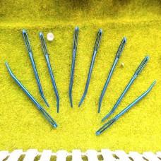 Игла гобеленовая с гнутым концом (7 см)