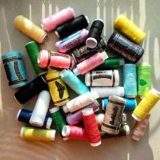 Нитки швейные бытовые (цвет микс)