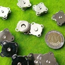 Кнопка пришивная магнитная, 19 мм