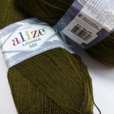 Lanagold 800 214 (оливковый зелёный)