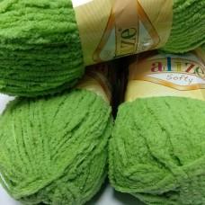 Softy 242 (зеленый)