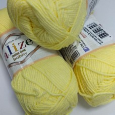 Cotton Gold Hobby 187 (светлый лимон)