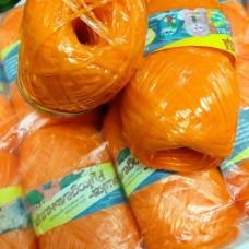Пряжа для мочалок (оранжевый)