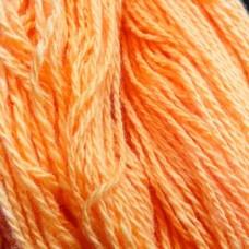 Кисловодская пряжа в пасмах (оранжевый)