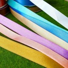 Лента атласная Ideal 12 мм (бирюза светлая)