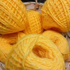Карачаевская объемка акрил 33 (жёлтый)