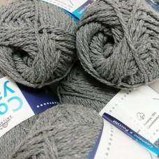 Cotton Yarn серый