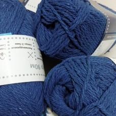 Cotton Yarn синий