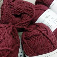 Cotton Yarn бордовый