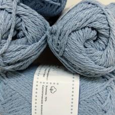 Cotton Yarn голубой