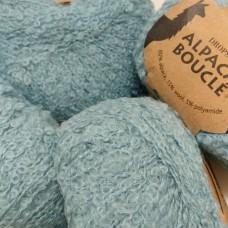 Alpaca Boucle 7402 (св.морская вода)