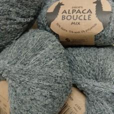 Alpaca Boucle Mix 0517 (серый)