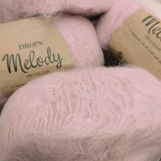 Melody uni colour 06 (розовая пудра)