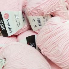 Jeans 74 (розовый нежный)