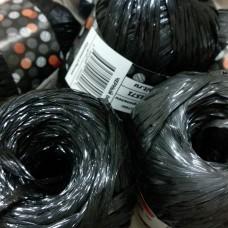 Пряжа для мочалок Мастерица 06 (черный)