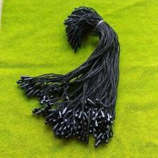 Веревка для этикеток и ценников на одежду (черный)