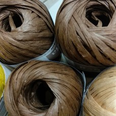 Raffia коричневый