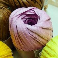 Raffia розово-сиреневый