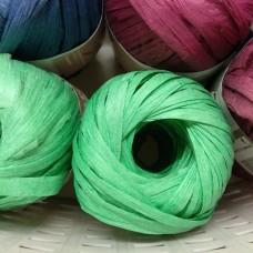 Raffia мятно-зеленый