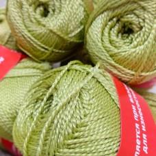 Рукодельная крученая зелёная черепаха