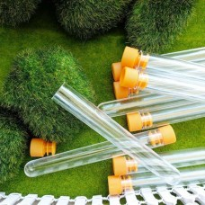 Пробирка пластиковая для мелочей (10 см)